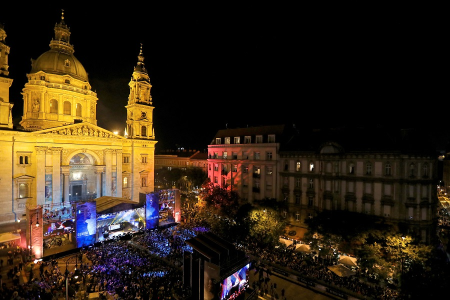 """Paramount Pictures, Skydance and Jerry Bruckheimer Films """"Gemini Man"""" Budapest Concert"""
