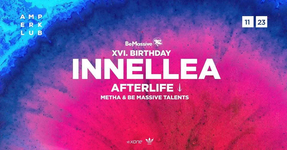 BeMassive XVI. BD w Innellea cover