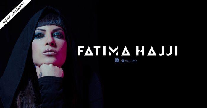 DFFRNTLY Fatima Hajji pre cover