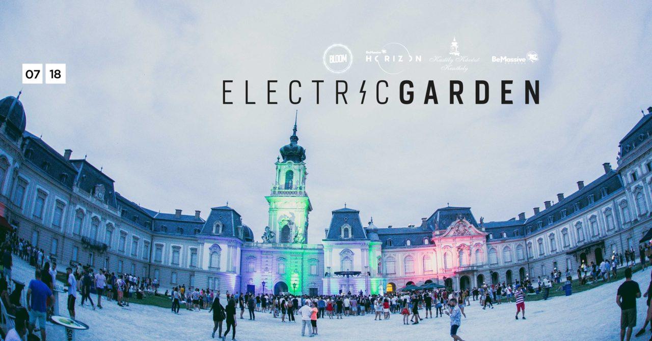 Electric Garden 2020 cover