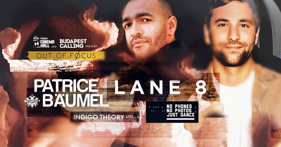 Lane 8 & Patrice Baumel cover