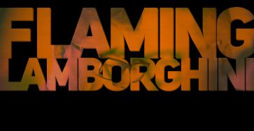 flaming_lamborghini